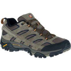 Buty trekkingowe męskie: MERRELL Buty męskie Moab 2 Ventilator Wlanut r. 41  (J06011)