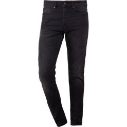 BOSS CASUAL TABER Jeansy Slim Fit black. Czarne jeansy męskie relaxed fit BOSS Casual. Za 509,00 zł.