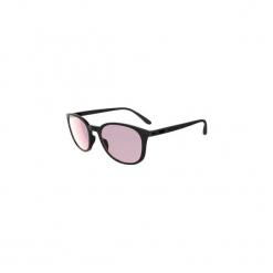 Okulary przeciwsłoneczne MH 560 kategoria 3. Czarne okulary przeciwsłoneczne damskie lenonki marki QUECHUA. Za 79,99 zł.