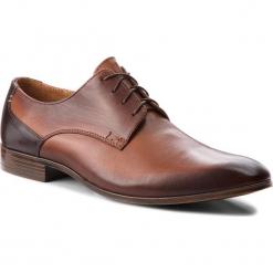 Półbuty SERGIO BARDI - Frasso FW127366318IG 171. Brązowe buty wizytowe męskie Sergio Bardi, z materiału. Za 229,00 zł.