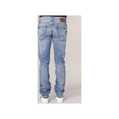 Jeansy slim fit Teddy Smith  REEPLE ROCK. Niebieskie jeansy męskie Teddy Smith, z jeansu. Za 319,20 zł.