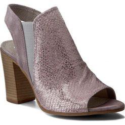 Sandały damskie: Sandały NESSI - 17148 Róż Gad