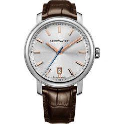 Zegarki męskie: Zegarek męski Aerowatch Renaissance Elegance Quartz 42937.AA13