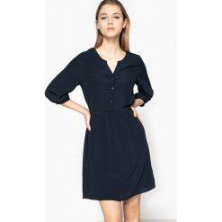 Długie sukienki: Sukienka z rękawem 3/4 RONCIER