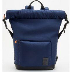 Torby i plecaki męskie: Plecak jednokomorowy - Granatowy