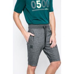 Under Armour - Szorty. Szare spodenki sportowe męskie marki Under Armour, z elastanu, sportowe. W wyprzedaży za 219,90 zł.