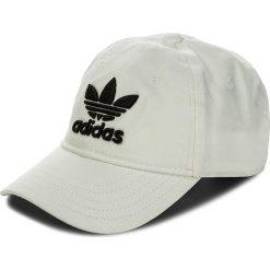 Czapki męskie: Czapka adidas – Trefoil Cap BR9720 White/Black