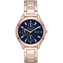 Zegarek DKNY - Rockaway NY2661 Rose Gold/Rose Gold. Żółte zegarki damskie DKNY. W wyprzedaży za 549,00 zł.