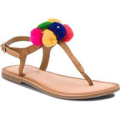 Buty dziecięce: Japonki GIOSEPPO - Hatae 39317R Tan
