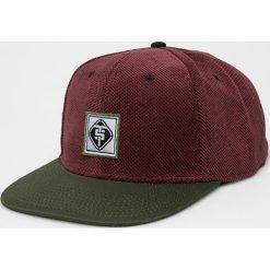 True Spin - Czapka Touchy. Brązowe czapki z daszkiem męskie True Spin. W wyprzedaży za 49,90 zł.