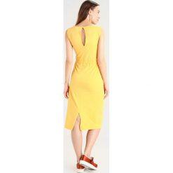 Sukienki hiszpanki: Boob NAIMA DRESS Sukienka z dżerseju golden cream