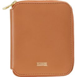Portfele damskie: CLOSED WALLET Portfel late summer tan