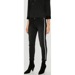 Medicine - Jeansy Basic. Czarne jeansy damskie rurki marki MEDICINE, z bawełny. Za 119,90 zł.
