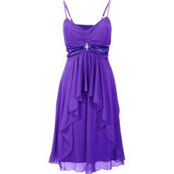 Sukienki hiszpanki: Sukienka wieczorowa bonprix lila