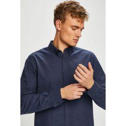 Tommy Hilfiger - Koszula. Czarne koszule męskie na spinki marki TOM TAILOR DENIM, l, z bawełny, button down, z długim rękawem. Za 359,90 zł.