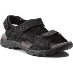 Sandały LASOCKI FOR MEN - MI20-MATEO-01 Czarny 1. Czarne sandały męskie skórzane Lasocki For Men. W wyprzedaży za 99,99 zł.