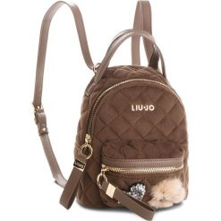 Plecaki damskie: Plecak LIU JO - Sbackpack Brenta Ve N68066 T9093 Dark Olive 90822