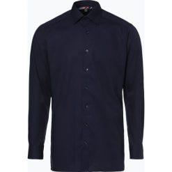 Finshley & Harding - Koszula męska łatwa w prasowaniu, niebieski. Niebieskie koszule męskie na spinki Finshley & Harding, m, z klasycznym kołnierzykiem. Za 129,95 zł.