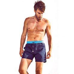 Męskie szorty kąpielowe DAVID 52 Basic Caicco 043S. Różowe szorty męskie marki Astratex, z materiału. Za 105,00 zł.
