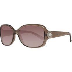 """Okulary przeciwsłoneczne damskie aviatory: Okulary przeciwsłoneczne """"GF 0285 59C"""" w kolorze brązowym"""