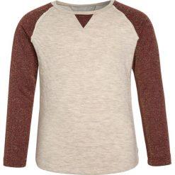 Bluzki dziewczęce bawełniane: Scotch R'Belle GLITTER Bluzka z długim rękawem bordeaux