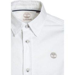 Bluzki dziewczęce bawełniane: Timberland KURZARM Koszula weiß