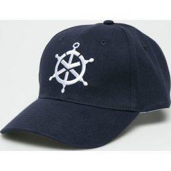 True Spin - Czapka Mate. Czarne czapki z daszkiem męskie True Spin. W wyprzedaży za 49,90 zł.