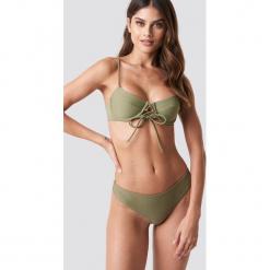 NA-KD Swimwear Dół bikini - Green. Zielone bikini NA-KD Swimwear. Za 60,95 zł.