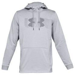 Bluzy męskie: Under Armour Bluza męska Fleece Spectrum Po Hoodie-Gry szara r. XL (1320748-019)