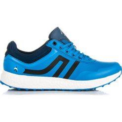 Obuwie sportowe ELIAS. Niebieskie buty skate męskie AX BOXING. Za 119,00 zł.