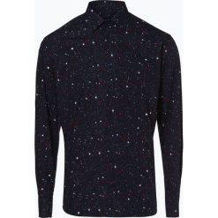 Eterna Modern Fit - Koszula męska łatwa w prasowaniu, niebieski. Niebieskie koszule męskie non-iron marki Eterna Modern Fit, m, z bawełny. Za 249,95 zł.