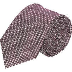 Krawat platinum bordo classic 251. Szare krawaty męskie marki Reserved, w paski. Za 49,00 zł.