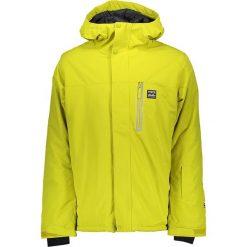 Kurtka narciarska w kolorze żółtym. Żółte kurtki męskie marki Billabong, m. W wyprzedaży za 364,95 zł.
