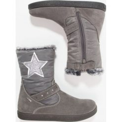 Buty zimowe damskie: Primigi Kozaki grigio scuro