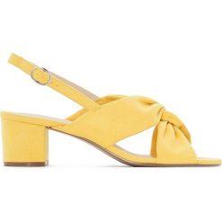 Rzymianki damskie: Sandały ze skrzyżowanymi paskami, na szeroką stopę 38-45