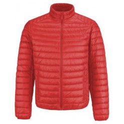 Geox Kurtka Męska 58 Czerwony. Czerwone kurtki męskie pikowane Geox, m. Za 559,00 zł.