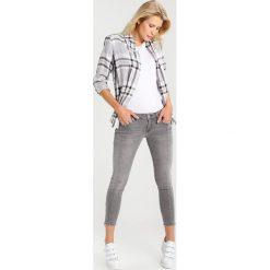 Mavi SERENITY Jeans Skinny Fit grey denim. Szare boyfriendy damskie Mavi. W wyprzedaży za 185,40 zł.