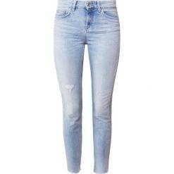 DRYKORN NEED Jeans Skinny Fit light blue denim. Niebieskie rurki damskie DRYKORN, z bawełny. W wyprzedaży za 440,30 zł.