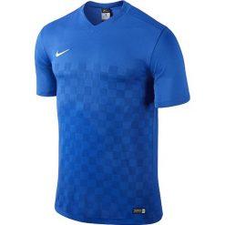 Nike Koszulka męska Energy III JSY niebieska r. XL (645491 463). Białe koszulki sportowe męskie marki Adidas, l, z jersey, do piłki nożnej. Za 150,27 zł.