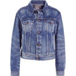 Polo Ralph Lauren EVE WASH Kurtka jeansowa dark indigo. Niebieskie bomberki damskie Polo Ralph Lauren, s, z bawełny. Za 839,00 zł.