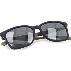 Okulary przeciwsłoneczne BOSS - 0263/S Blue Bluebei GT6. Niebieskie okulary przeciwsłoneczne damskie marki Boss. W wyprzedaży za 399,00 zł.