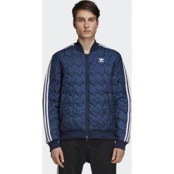 Kurtka adidas SST Quilted (DH5013). Szare kurtki męskie Adidas, m, z materiału. Za 499,99 zł.