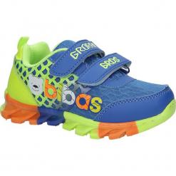 Niebieskie buty sportowe na rzepy Casu 3-6001-1. Niebieskie buciki niemowlęce Casu, na rzepy. Za 49,99 zł.