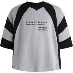 Bluzki dziewczęce: adidas Originals TEE Bluzka z długim rękawem white/black