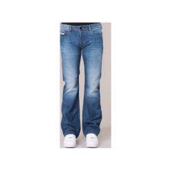 Jeansy bootcut Diesel  ZATINY. Niebieskie jeansy męskie marki Diesel. Za 659,00 zł.