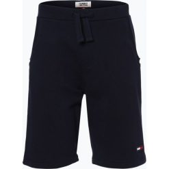 Tommy Jeans - Spodenki męskie, niebieski. Czarne spodenki sportowe męskie marki Adidas, z bawełny. Za 199,95 zł.