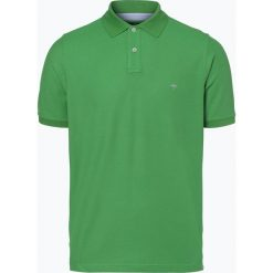 Fynch Hatton - Męska koszulka polo, zielony. Zielone koszulki polo Fynch-Hatton, l, z bawełny. Za 129,95 zł.