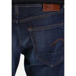 GStar 3301 SLIM Jeansy Slim Fit elto superstretch. Niebieskie jeansy męskie G-Star. Za 609,00 zł.