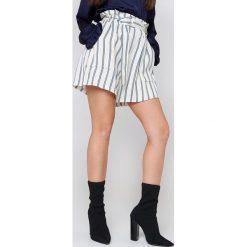 Samsoe & Samsoe Wzorzyste szorty Balmville - White,Multicolor. Zielone szorty damskie marki Emilie Briting x NA-KD, l. W wyprzedaży za 109,49 zł.