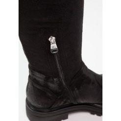 Janet Sport Muszkieterki killers all black. Brązowe buty zimowe damskie marki Janet Sport, sportowe. W wyprzedaży za 643,30 zł.